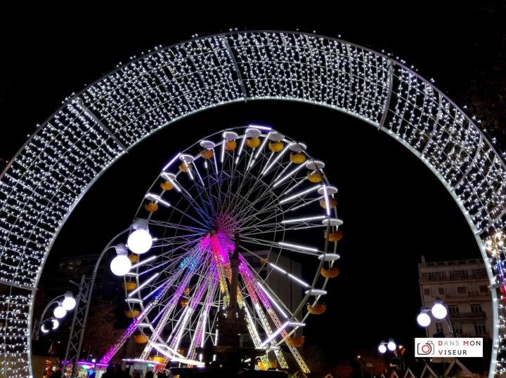 Noël à Valence, les féeriesd'hiver.