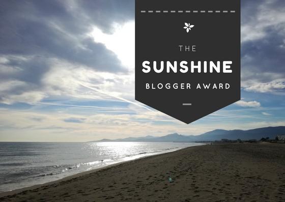 The sunshine blogger award – Dans MonViseur