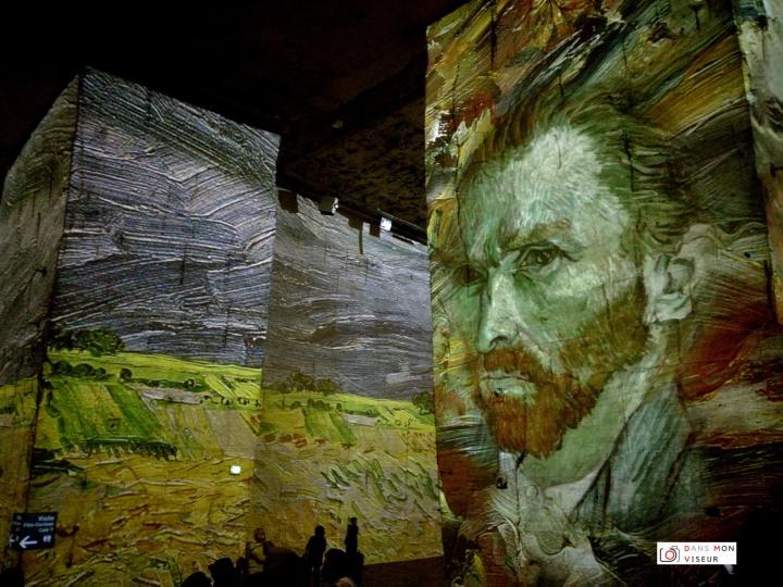 Expo immersive VAN GOGH, la nuitétoilée